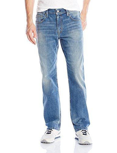 Levi's Men's 569 Loose Straight Leg Jean, Tanager, 42Wx32L (Clothing Fatal Men)