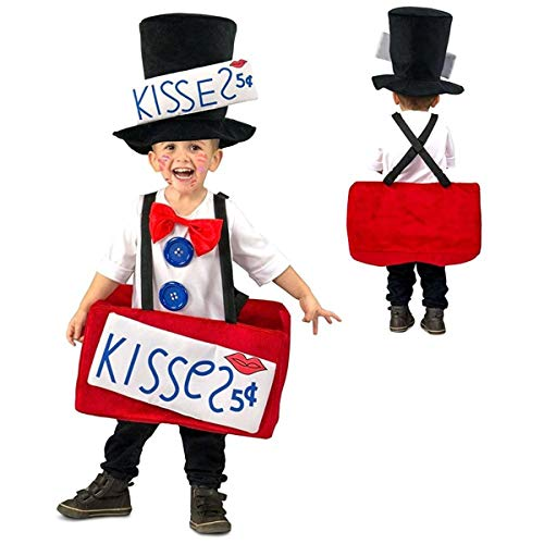 Princess Paradise Kissing Booth Child's Costume, X-Small/Small]()