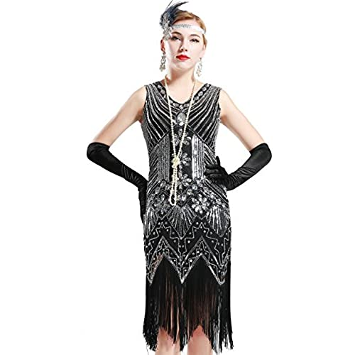 1920s Great Gatsby Prom Dress: Amazon.com