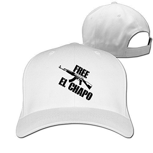 Fashion Free El Chapo Hip-Hop Hat Baseball Cap