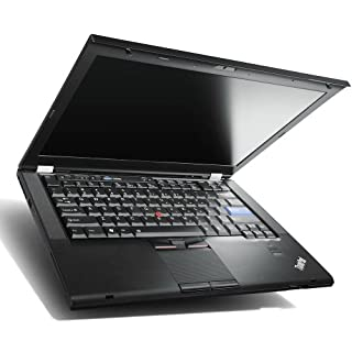 Lenovo ThinkPad T420 Laptop WEBCAM - i5 2.50ghz - 8GB DDR3 - 128GB - DVDRW - Windows 10 Home 64bit - (Renewed), Black