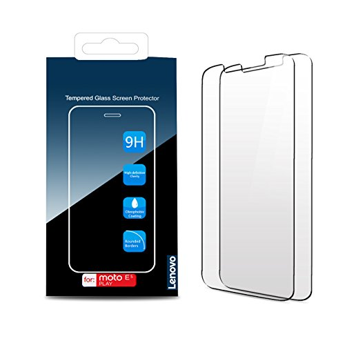 [2-Pack] Moto E5 Play Screen Protector