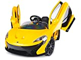 Best BMW Car For Kids With Remotes - Upgraded Official Supercar McLaren Kids Ride on Car Review