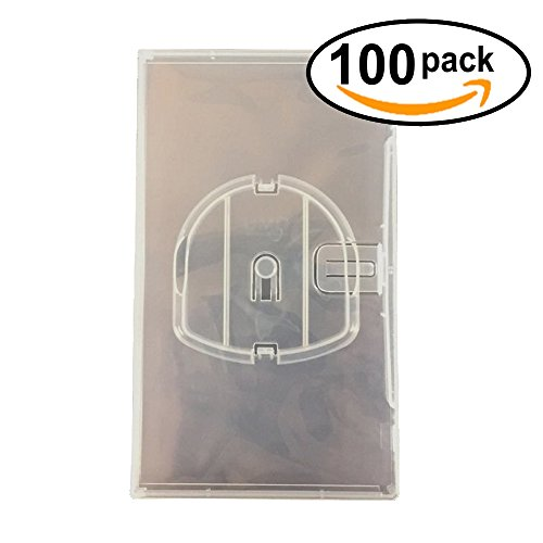 (PSP (PlayStation Portable) Replacement Game Case 100pk [UMD Case])