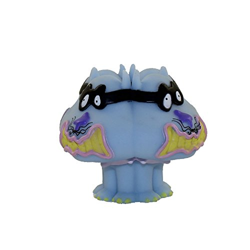 Titan Vinyl Mini Figure - Yellow Submarine: All Together Now -FOUR HEADED BULLDOG (3 inch)