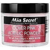 Mia Secret Cover Pink Acrylic Powder 2 Ounce