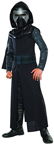 Star Wars: The Force Awakens Child's Kylo Ren Costume, (Captain America Girl Costume With Pants)