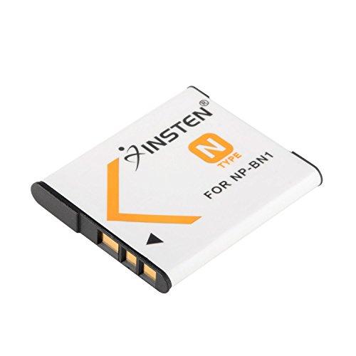 Insten Li-ion NP-BN1 Battery for Sony NP-BN1 Cyber-Shot DSC-QX10 QX100 T99 T110 TF1 TX5 TX7 TX9 TX10 TX20 TX30 TX55 TX66 TX100V TX200V W310 W320 W330 W350 W360 W380 W390 W510 W515PS W520 W530 W550