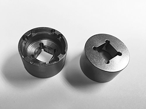 Hi-Tech KSG ''4 NOTCH'' Barrel Nut Remover Tool by Hi-Tech Custom Concepts
