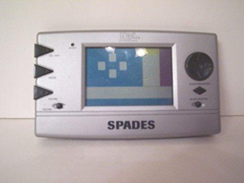 - Electronic Handheld Spades Game