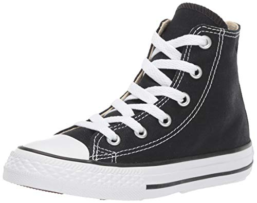 Converse Kids' Chuck Taylor All Star High Top Sneaker, Black 2.5]()