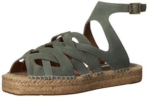 Cynthia Vincent Women's Pebbles Platform Sandal Pistachio