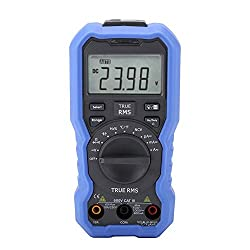 Multimeter, OW16A/OW16B NVC Non-Contact Voltage Sensor Digital LCD Backlight Tester Multimeter + Data Logger + Thermometer(OW16A)