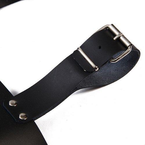 Romi-Strict-Armbinder-Belts-Collar-Harness-Restraint-Fetish-Sex-ARM-Belt-Binder-Restraint-for-Kinky-Sexy-FUN-and-Fancy-Dress-Unisex-Leather-SEX-Bondage