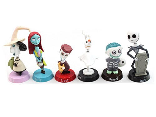 Review Nightmare Before Christmas Figures