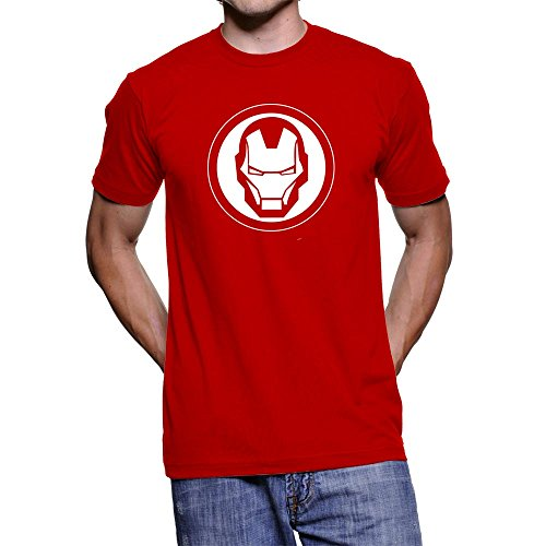 with Iron Man T-Shirts design