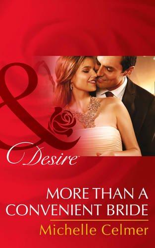 book cover of More than a Convenient Bride