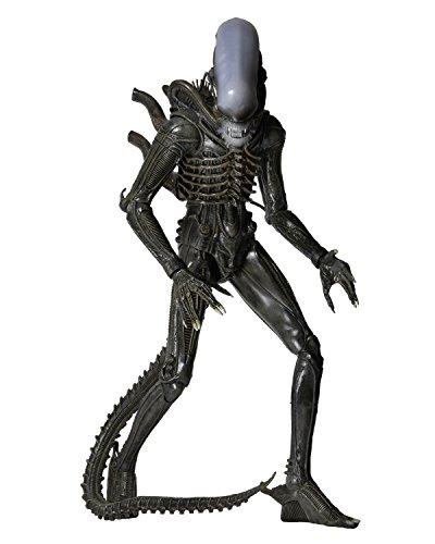 NECA Alien 1/4th Scale Figure Alien Action Figure (1979 Version) (Neca Aliens Action Figure)