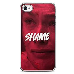 iPhone 4s Transparent Edge Case Game Of Thrones Cersei Play Shame