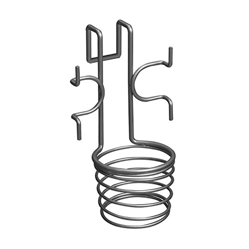 Over the Cabinet Hairdryer Holder product image