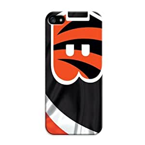 Case Cover For HTC One M9 Protective Case,Distinct Football Iphone 5/5S /Cincinnati Bengals Designed Case Cover For HTC One M9 Hard Case/Nfl Hard Skin for Case Cover For HTC One M9