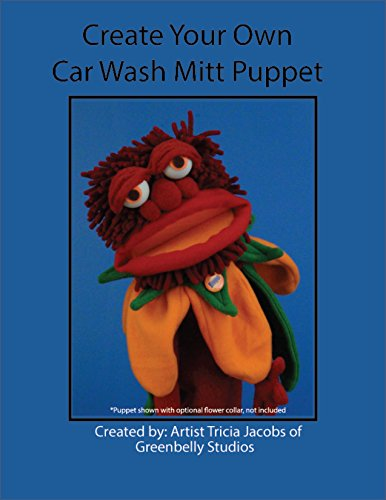 Create Your Own Car Wash Mitt Puppet by [Jacobs, Tricia]
