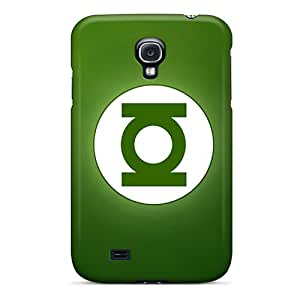 Samsung Galaxy S4 KPc4157NwTq Provide Private Custom High-definition Green Lantern Pictures Scratch Resistant Hard Cell-phone Cases -TimeaJoyce