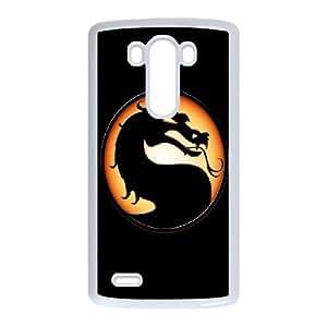 Mortal Kombat LG G3 Cell Phone Case White Protect your phone BVS_777852