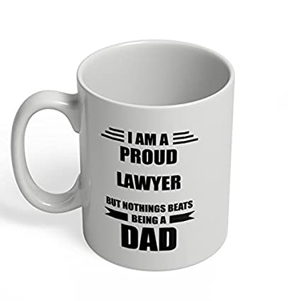 PosterGuy Gifts For Lawyers Solicitor Advocate Attorney Law Agent White Coffee Mug