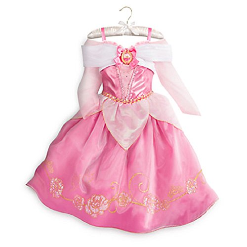 DISNEY STORE PRINCESS AURORA COSTUME SLEEPING BEAUTY - PINK DRESS ~ FALL 2016 (7/8)