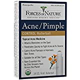 Forces of Nature | Acne Control | Certified Organic | FDA-registered | Pharmaceutical Strength | 4ml (Pack of 1)