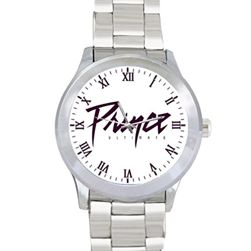 G Store Mens Csdd0518674 Prince Ultimate Easy To Read Stainless Steel Watch