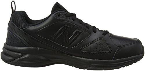 Pour Hommes En Noir New Chaussures De Balance Sport Mx624v4 noir Salle XXp0x8