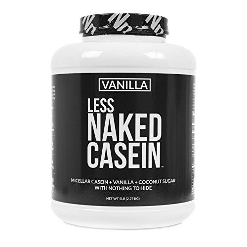Less Naked Casein Gluten Free Preservative Free