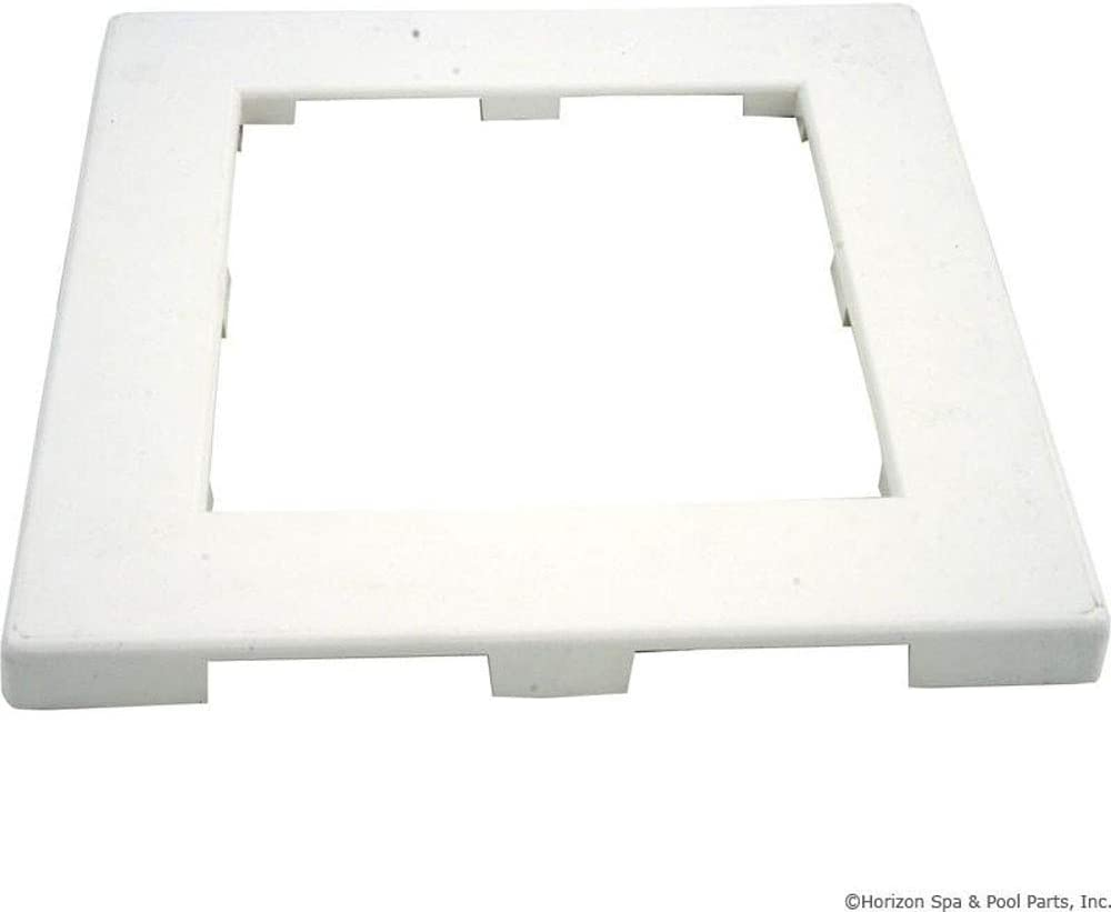 Waterway Plastics 806105094650 Front Access ABS White Trim Plate