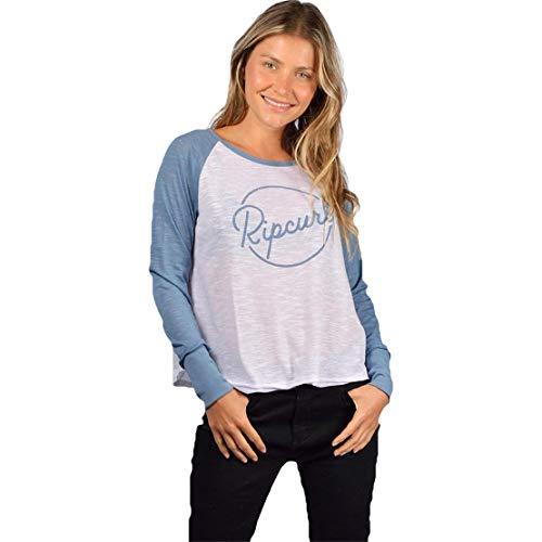 Camiseta Rip Curl Sun Daze - Branco Azul-M