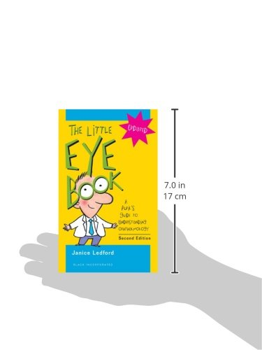 The Little Eye Book: A Pupil's Guide to Understanding Ophthalmology