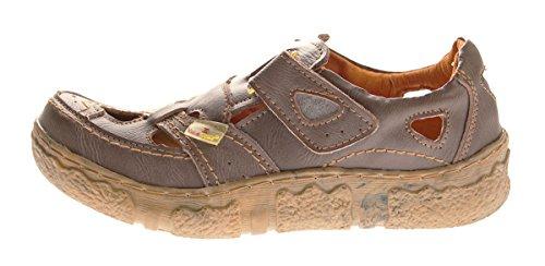 1 Sandaletten Comfort donna per pelle Tma vera in 7008 Scarpe qxYXAw