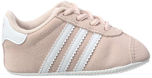 Met ftwr F17 Sneaker Unisex gold Gazelle Pink Crib adidas Pink Baby Icey White I78qzwxU