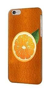 E2483 Orange Fruit Funda Carcasa Case para IPHONE 6S PLUS