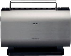 siemens by porsche design toaster 2 slice stainless. Black Bedroom Furniture Sets. Home Design Ideas