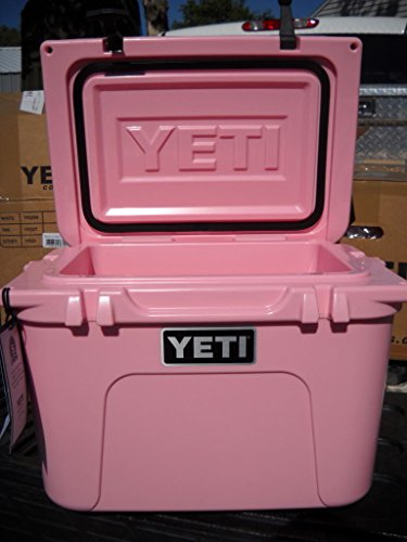 Yeti Roadie 20 Quart Cooler - Limited Edition Pink