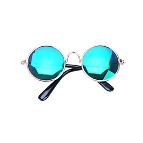 QTDCL Tienda de mascotas Gatas de mascota Gafas de sol Gafas de sol Gafas de sol ...