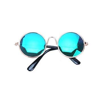 QTDCL Tienda de mascotas Gatas de mascota Gafas de sol Gafas ...