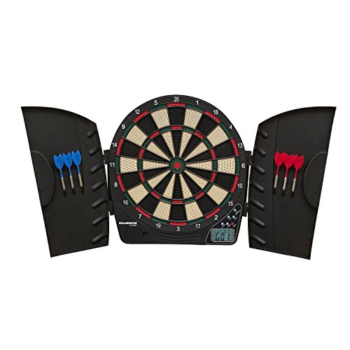 Triumph Sports Vector Electronic Dartboard Cabinet Set by Triumph Sports