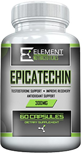 EPICATECHIN (60 servings x 300 mg per serving) by Element Nutraceuticals