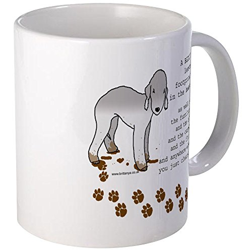 (CafePress - Bedlington Terriers Mug - Unique Coffee Mug, Coffee Cup )