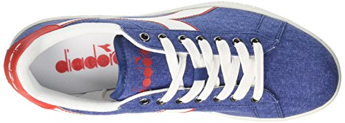 Blu Game Gymnastique Bizantino de Bleu CV Diadora Homme Chaussures qRx0OOwf