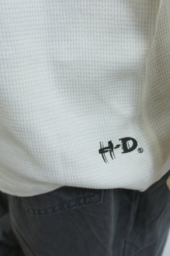 Harley DavidsonHerren T-Shirt Beige Cream / Beige