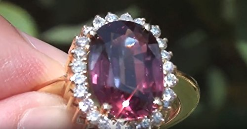 Natural Pink Spinel 4.55ct Spinel Is a stone of revitalization, and it can re-energize all aspects of yourself